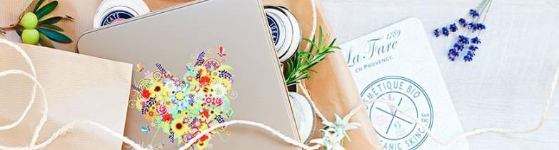 Box cosmétique BIO, Coffret cadeau BIO en Provence