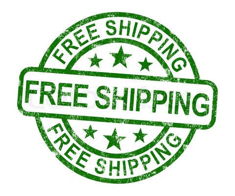 logo Free Shipping